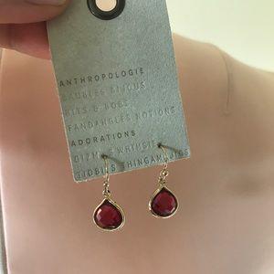 Beautiful anthropologie drop earrings 💫❣️